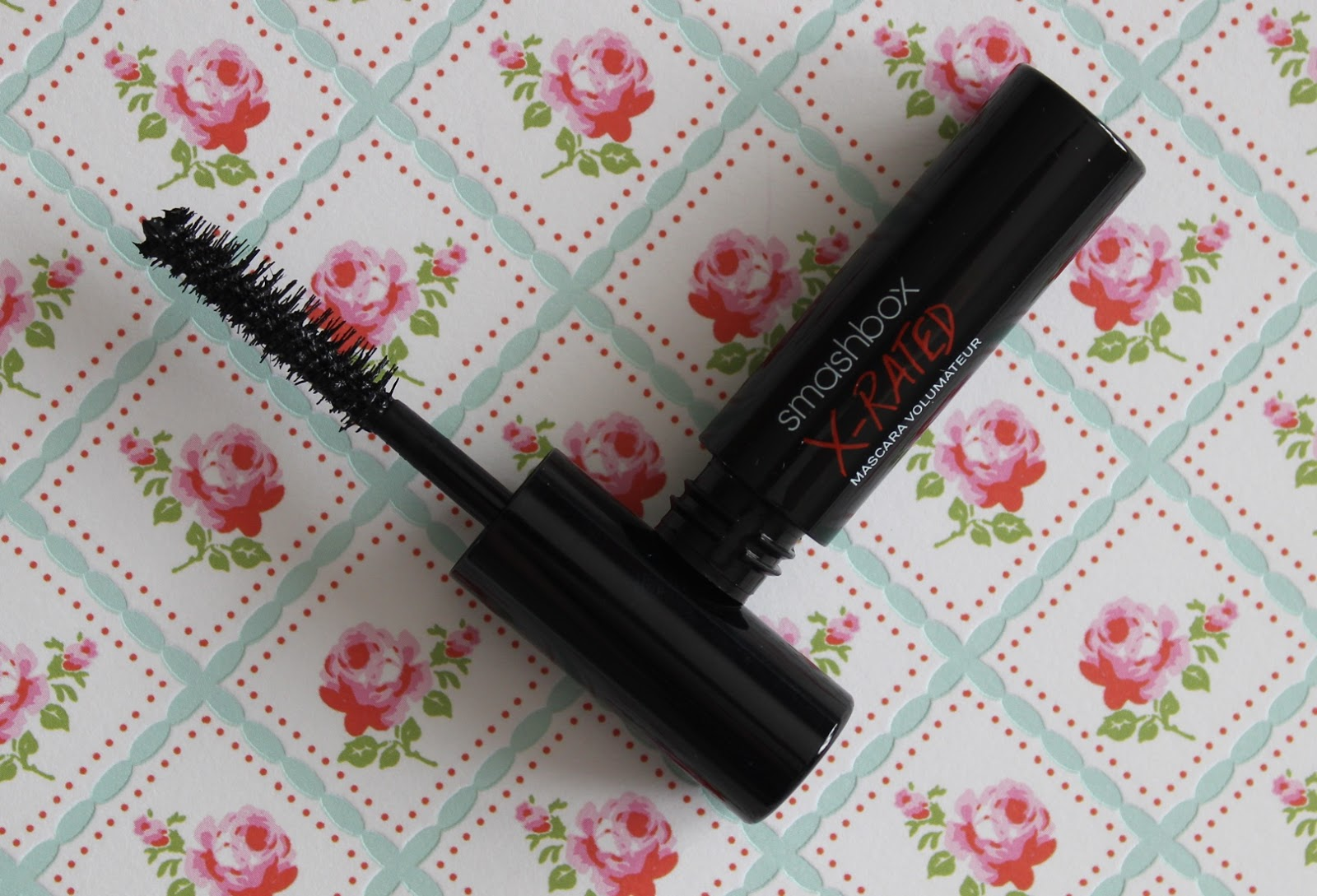 Smashbox x-rated mascara review