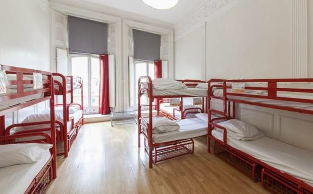 Hostel Astor Queensway em Londres