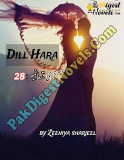 Dil Hara Episode 28 Last By Zeenia Sherjeel