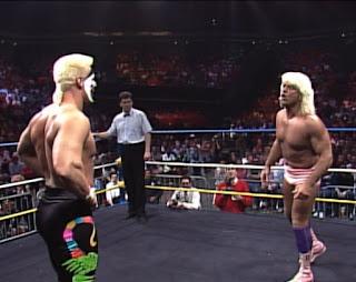 WCW Starrcade 1989 - Sting vs. Ric Flair