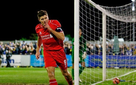 Liverpool skipper Steven Gerrard to join LA Galaxy