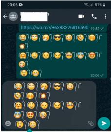 Cara Membuat Emoticon Berambut Panjang Mudah