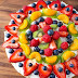 How To Make Fresh Fruit Pizza