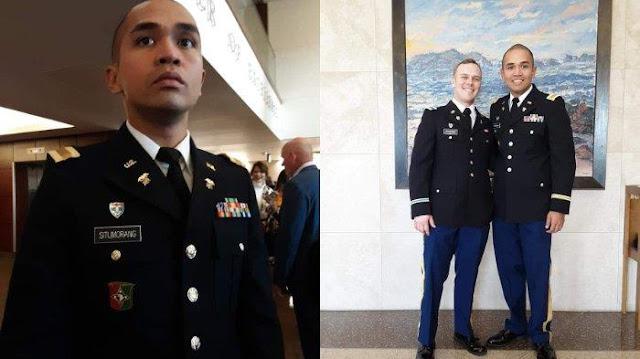 Kisah Pemuda Asal Batak Philip Situmorang Yang Berhasil Menjadi Lulusan Terbaik Tentara AS