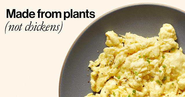 Vegan Eggless Frittata I JustEggs with PaleoVegeo