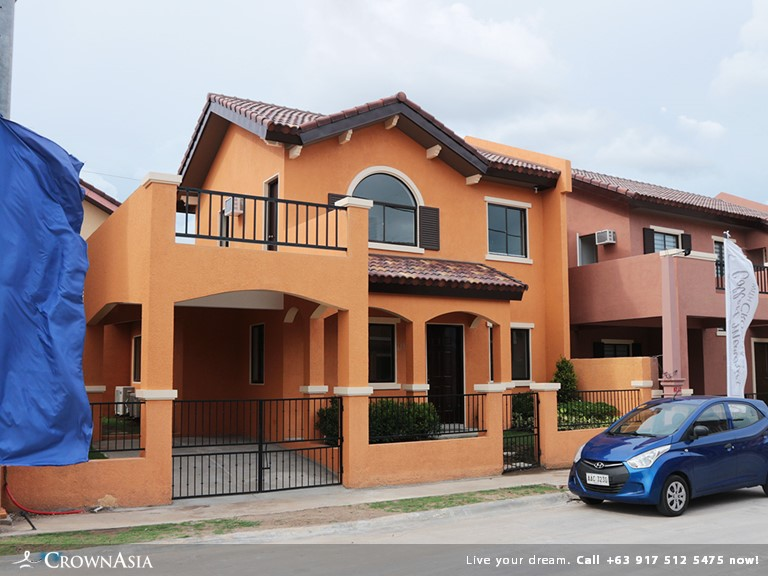 Levanzo at The Island Park - Designer 142| Crown Asia Affordable Luxury House for Sale in Dasmarinas Cavite