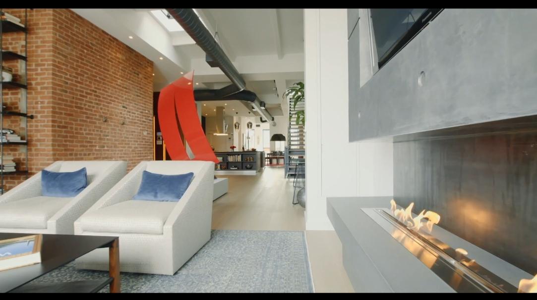 33 Interior Design Photos vs. 113 Grand St, Hoboken, NJ Luxury Townhome Tour