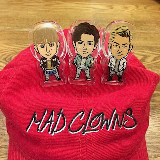 24karats×MAD CLOWNS 6Panel Cap