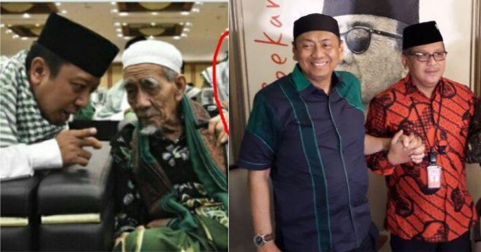 Tim Jokowi Hebat! Yang Satu Ahli Ralat Doa, Satu Lagi Tahu Tuhan di Mana