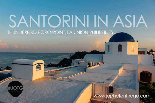 My Pursuit for the Santorini in Asia
