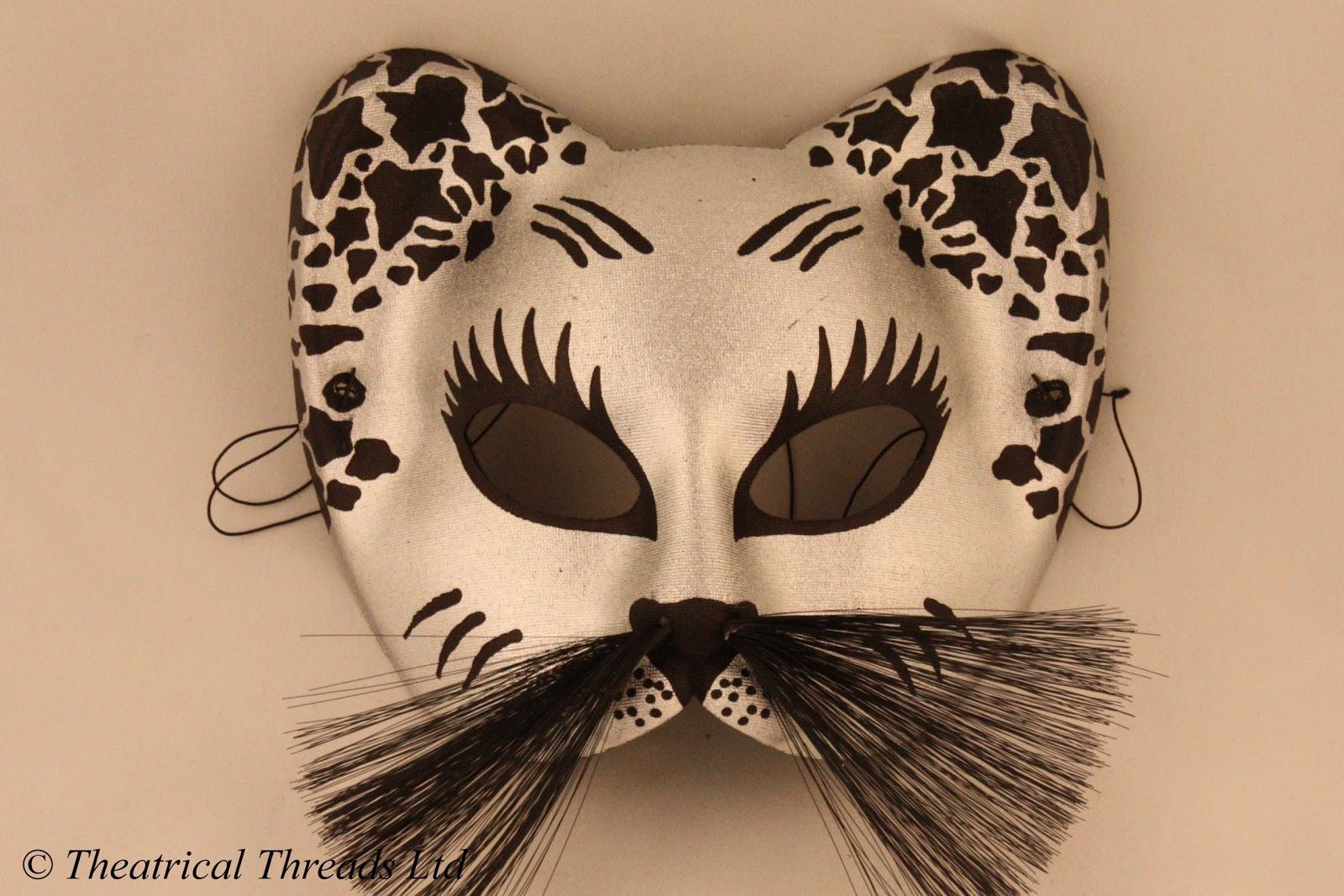 949ce5017fd0 Gattone Black & Silver Masquerade Ball Mask from Theatrical Threads Ltd