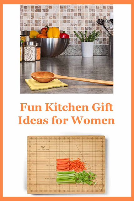 Fun kitchen ideas can make top gift ideas for women