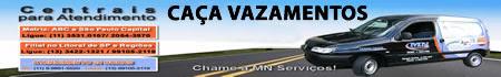 CAÇA VAZAMENTO, ENCANADOR E TELHADISTA EM SP