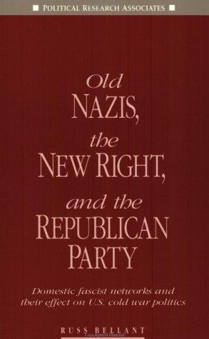World Anti-Communist League Nazi lobbies books politics ratlines