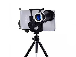 8X Smartphone Zoom Magnifier Lens for Mobile Devices