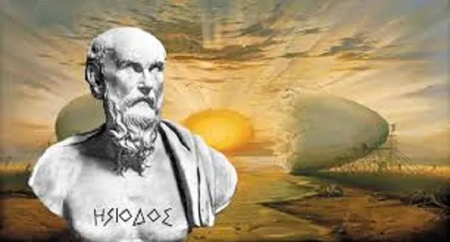 Τα πέντε γένη του Ησίοδου και η σχέση τους με την σημερινή πραγματικότητα (πτώση των αγγέλων )