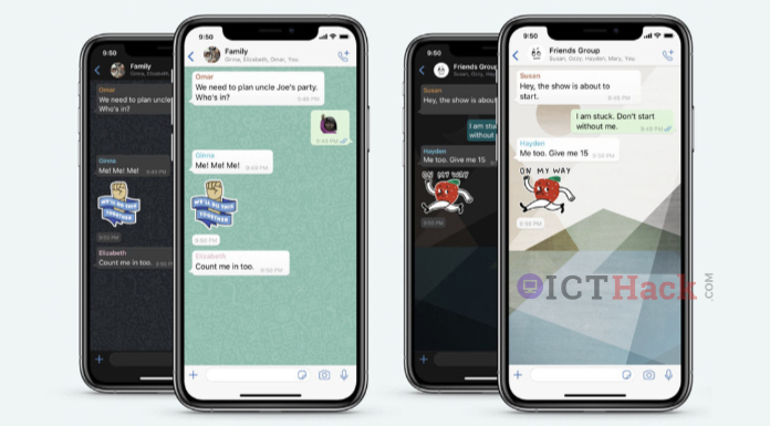 Whatsapp will Bring New Features to Easily Find Sticker Pack