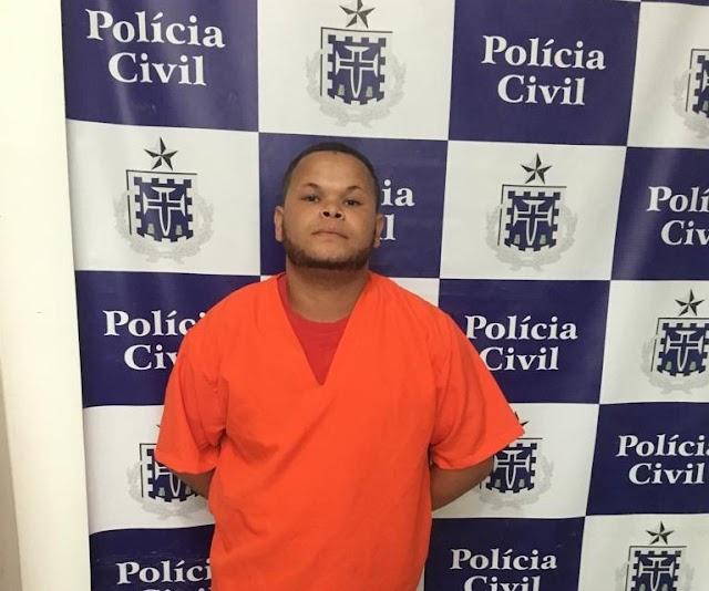Tirulipa foi preso acusado de duplo homicídio