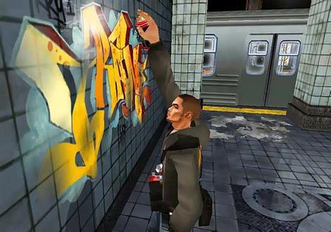 Download Wallpaper Graffiti 3d Graffiti Games Best Graffitianz