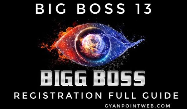 Big boss 13 gyanpointweb