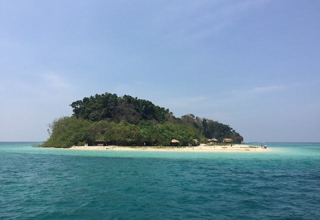 Jolly Buoy Island, Best Places to visit in Andaman & Nicobar