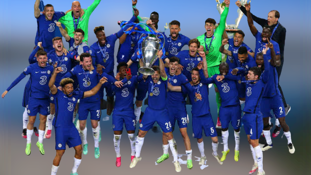 Chelsea Win The Champions League After A 1-0 Win Over Manchester City