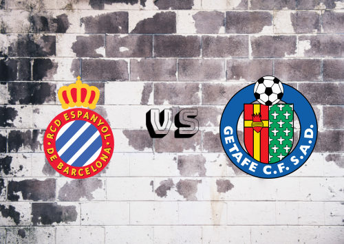 Espanyol vs Getafe  Resumen