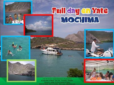 imagen mochima tour