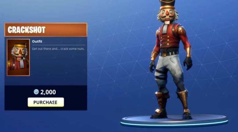 Fortnite Expensive skin