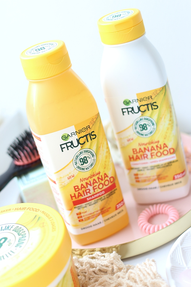 Garnier Banana Hair Food