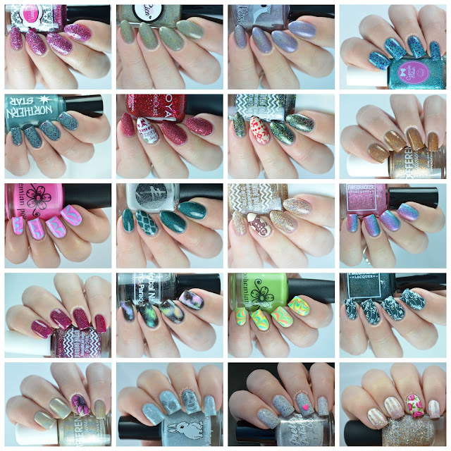 Polished Lifting Nail Art 2015