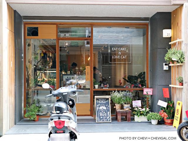 IMG 2809 - 台中西區│Jinjin studio 私宅甜點。隱身中美街的清新甜點店。另有鹹派與咖啡。闆娘還是氣質正妹!