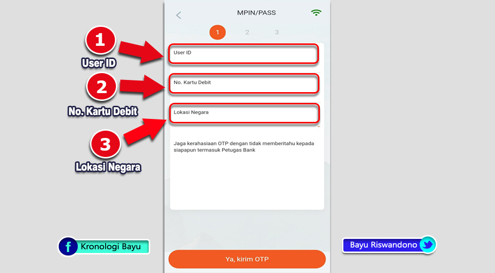 Cerita Pengalaman Cara Mengatasi Password Transaksi M-Banking BNI Terblokir, Tips dan Trik mengatasi M-Banking terblokir password transaksinya