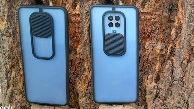 Best Ever Cover, Shutter Cover Ft- Redmi Note 9 Pro/Max & POCO M2 Pro