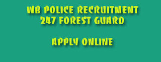 West Bengal Police Recruitment 2017,247 post,Forest Guard @ rpsc.rajasthan.gov.in,government job,sarkari bharti
