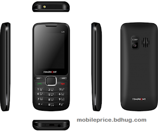 Symphony L25 Feature, Specification, Price In Bangladesh