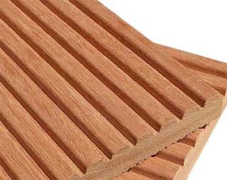 harga lantai kayu outdoor decking kayu
