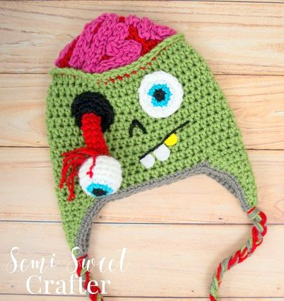 Amigurumi for Beginners Amigurumi Plants vs Zombies Preparation ... | 426x402