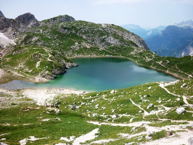 trekking 2 4 giorni rifugio dolomiti
