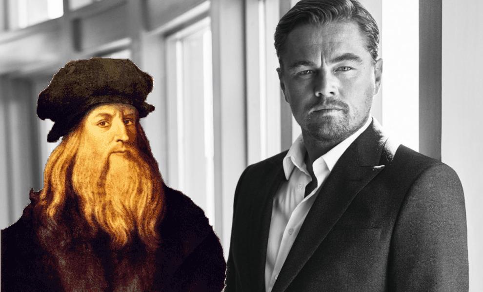 Leonardo DiCaprio será Leonardo… da Vinci