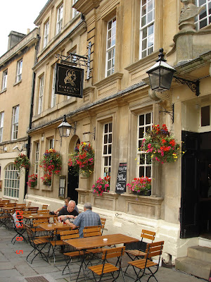 Garrick's Head Pub and Dining Room in Bath