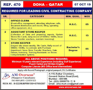 Civil Contracting Company in Qatar