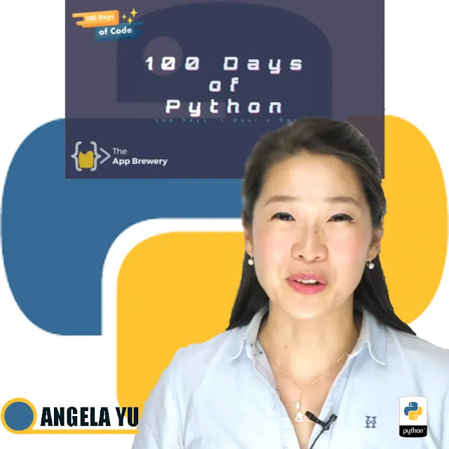 100 Days of Code – The Complete Python Pro Bootcamp
