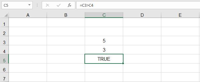 العمليات الحسابية في Excel