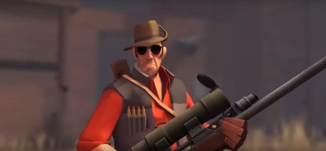 Team Fortress 2 أفضل الألعاب الجماعية