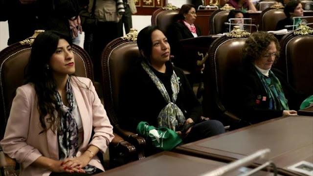 Inauguran primer Parlamento de Mujeres en la Ciudad de México