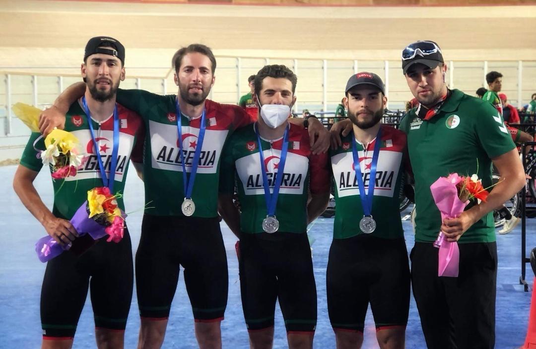 البطولة الإفريقية لدراجات على المضمار: أربع ميداليات منها ذهبيتان للجزائر في اليوم الأول