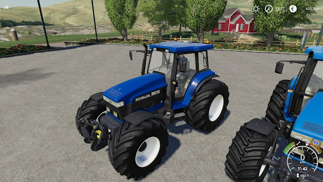 New Holland 70 series v2.2.0.1 FS19
