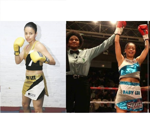 SA female boxer Leighandre 'Baby Lee' Jegels shot dead by her 'police officer boyfriend'
