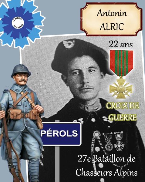 Antonin alric – Pérols